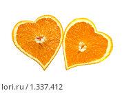 Апельсиновая любовь. Стоковое фото, фотограф Тамара Нагиева / Фотобанк Лори