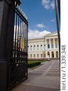 Русский музей. Центральный вход (2009 год). Редакционное фото, фотограф Татьяна Князева / Фотобанк Лори