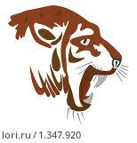 Купить «Тигр», иллюстрация № 1347920 (c) Александр Карачкин / Фотобанк Лори