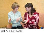 Купить «Конфликт», фото № 1348208, снято 5 января 2010 г. (c) Кристина Викулова / Фотобанк Лори