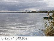 Купить «Озеро Неро. Ростов Великий», фото № 1349952, снято 26 сентября 2009 г. (c) Яременко Екатерина / Фотобанк Лори