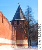 Восточная Башня кремля (2010 год). Редакционное фото, фотограф Дульнев Михаил / Фотобанк Лори