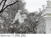 """Купить «Театр """"Эрмитаж"""". Фрагмент», фото № 1356292, снято 2 января 2010 г. (c) Яременко Екатерина / Фотобанк Лори"""