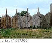 Забор. Стоковое фото, фотограф Сергей Криволапов / Фотобанк Лори