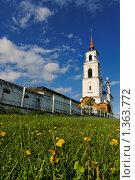 Храм Петра и Павла, г. Североуральск (2009 год). Стоковое фото, фотограф Андрей Мелкозеров / Фотобанк Лори
