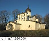Купить «Церковь Воскресения со Стадища», фото № 1366000, снято 13 декабря 2008 г. (c) Валентина Троль / Фотобанк Лори