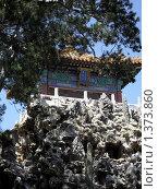 Пекин -дворцы (2009 год). Стоковое фото, фотограф Харькова Екатерина / Фотобанк Лори