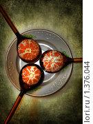 Вегетарианство. Стоковое фото, фотограф Сергей Веряскин / Фотобанк Лори