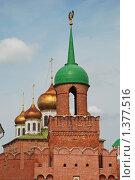 Купить «Тула. Тульский Кремль», эксклюзивное фото № 1377516, снято 30 июля 2009 г. (c) lana1501 / Фотобанк Лори
