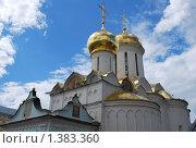 Золотые купола. Стоковое фото, фотограф Масленников Александр / Фотобанк Лори