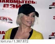 Купить «Елена Корикова», фото № 1387872, снято 9 июля 2008 г. (c) Архипова Екатерина / Фотобанк Лори