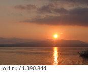 Утро на море. Стоковое фото, фотограф Павел Крутихин / Фотобанк Лори