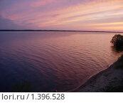 Закат. Стоковое фото, фотограф Дмитрий Ведешин / Фотобанк Лори