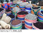 Купить «Магазин специй», фото № 1398228, снято 25 августа 2009 г. (c) Кирюшина Евгения / Фотобанк Лори