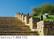 Лестница в небо. Стоковое фото, фотограф Владислав Иванов / Фотобанк Лори