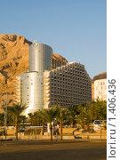 Купить «Здание отеля на берегу Мертвого моря. Израиль.», фото № 1406436, снято 17 января 2010 г. (c) Светлана Силецкая / Фотобанк Лори
