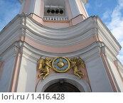 Церковь на Васильевском Санкт-Петербург (2007 год). Стоковое фото, фотограф Яков Козарез / Фотобанк Лори
