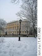 Купить «Зимний Петербург», фото № 1417460, снято 11 января 2010 г. (c) Александр Секретарев / Фотобанк Лори