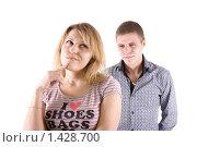 Купить «Семейная ссора», фото № 1428700, снято 20 января 2010 г. (c) Татьяна Гришина / Фотобанк Лори