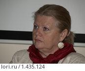 Купить «Ирина Муравьева», фото № 1435124, снято 2 июня 2008 г. (c) Александр Легкий / Фотобанк Лори