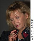Купить «Наталья Ипатова», фото № 1435900, снято 6 октября 2007 г. (c) Александр Легкий / Фотобанк Лори