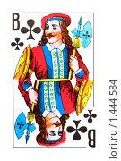 Купить «Игральная карта», фото № 1444584, снято 31 января 2010 г. (c) Угоренков Александр / Фотобанк Лори