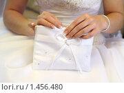 Сумочка в руках у невесты. Стоковое фото, фотограф Лизунова Анастасия / Фотобанк Лори
