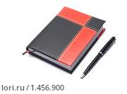 Купить «Ручка и ежедневник», фото № 1456900, снято 7 февраля 2010 г. (c) Котульский Валерий Николаевич / Фотобанк Лори