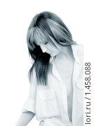 Купить «Красивая девушка», фото № 1458088, снято 26 марта 2009 г. (c) ElenArt / Фотобанк Лори