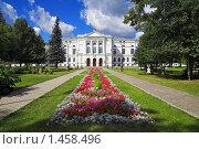 Купить «Главное здание Томского государственного университета», фото № 1458496, снято 3 августа 2008 г. (c) Михаил Марковский / Фотобанк Лори