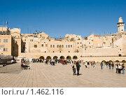 Купить «Храмовая гора. Иерусалим. Израиль», фото № 1462116, снято 17 января 2010 г. (c) Светлана Силецкая / Фотобанк Лори
