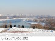 Купить «Коломенское. Москва. Россия», фото № 1465392, снято 7 февраля 2010 г. (c) Екатерина Овсянникова / Фотобанк Лори