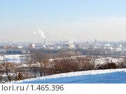Купить «Коломенское. Москва. Россия», фото № 1465396, снято 7 февраля 2010 г. (c) Екатерина Овсянникова / Фотобанк Лори