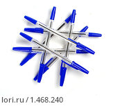 Шариковые ручки. Стоковое фото, фотограф Владимир Зорин / Фотобанк Лори