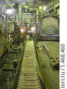 Купить «Розлив металла», фото № 1468460, снято 26 октября 2006 г. (c) Mishagin Alexey / Фотобанк Лори