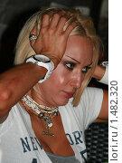 Телеведущая,киноактриса Лера Кудрявцева (2009 год). Редакционное фото, фотограф Владимир Васильев / Фотобанк Лори