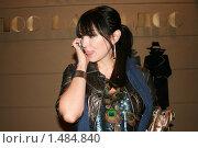 Лена Ленская дизайнер (2009 год). Редакционное фото, фотограф Владимир Васильев / Фотобанк Лори