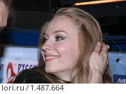 Купить «Светлана Ходченкова», фото № 1487664, снято 18 февраля 2010 г. (c) Архипова Екатерина / Фотобанк Лори