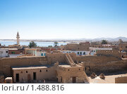 Купить «Вид на крепость в городе Эль-Кусейр. Египет», фото № 1488816, снято 3 января 2010 г. (c) Яков Филимонов / Фотобанк Лори