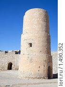 Купить «Башня в Цитадели. Эль-Кусейр, Египет», фото № 1490352, снято 3 января 2010 г. (c) Яков Филимонов / Фотобанк Лори