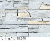 Купить «Каменная стена», фото № 1498640, снято 16 февраля 2010 г. (c) Дмитрий Калиновский / Фотобанк Лори