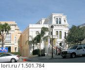 Купить «Особняки на улице Сан-Франциско», фото № 1501784, снято 5 февраля 2008 г. (c) Валентина Троль / Фотобанк Лори