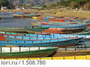 Лодки. Стоковое фото, фотограф Дмитрий Ващенко / Фотобанк Лори