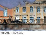Петербургская акварель (2009 год). Стоковое фото, фотограф Татьяна Савватеева / Фотобанк Лори