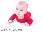 Маленькая расстроенная девочка. Стоковое фото, фотограф Иванова Виктория / Фотобанк Лори