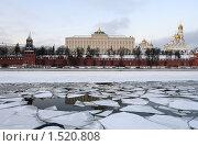 Москва, Кремль (2010 год). Стоковое фото, фотограф Дмитрий Неумоин / Фотобанк Лори