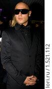 Музыкант, популярный эстрадный певец Никита (2009 год). Редакционное фото, фотограф Владимир Васильев / Фотобанк Лори