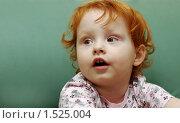 Купить «Маленькая девочка произносит увлеченно речь», фото № 1525004, снято 11 апреля 2009 г. (c) Наталия Ефимова / Фотобанк Лори