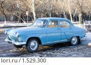 Купить «Автомобиль Волга Газ 21», фото № 1529300, снято 5 марта 2010 г. (c) Олыкайнен Наталья / Фотобанк Лори