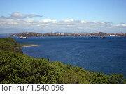 Купить «Пролив Босфор Восточный», фото № 1540096, снято 27 мая 2007 г. (c) Карманова Валерия / Фотобанк Лори